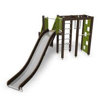 Gioco per parchi in legno / per parco giochi