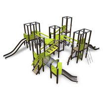 Percorso a ostacoli per parco giochi