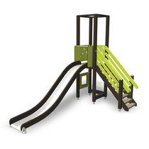 Scivolo dritto / per parco giochi