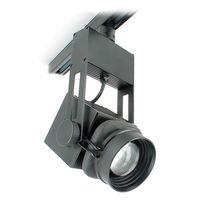 Faretti a binario LED / rotonda / in alluminio / per museo