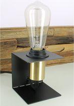 Lampada da comodino / moderna / in metallo verniciato / da interno