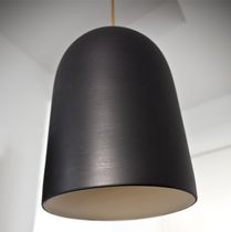 Lampada a sospensione / moderna / in ceramica / da interno