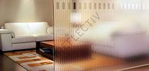 Pellicola decorativa adesiva / per applicazione su vetro / per facciate / per finestra