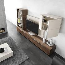 Mobile TV moderno / modulare / in legno