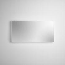 Specchio a muro / moderno / rettangolare / in Corian®