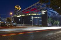 Pensilina per edificio di uso pubblico / in alluminio / per uso professionale