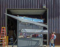 Lamiera metallica perforata / d'acciaio galvanizzato / in acciaio inossidabile / per rivestimento di facciata