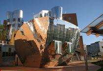 Rivestimento di facciata in alluminio / di titanio / in acciaio inox / riflettente