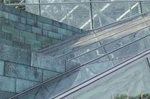 Facciata continua in vetro strutturale / in metallo e in vetro