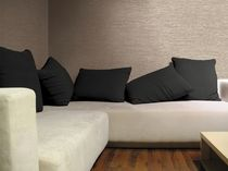 Rivestimento murale in PVC / per uso residenziale / testurizzato / aspetto tessuto