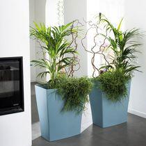 Vaso da giardino in plastica / trapezoidale