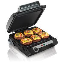 Grill a contatto elettrico / da bancone / professionale / per panini