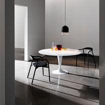 Tavolo da pranzo moderno / in quercia / in noce / in betulla