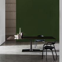 Tavolo da pranzo moderno / in vetro / in legno laccato / in ceramica