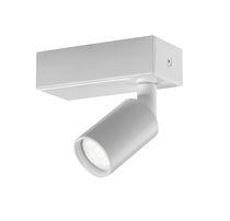 Faretti a binario LED / rotonda / in alluminio / professionale