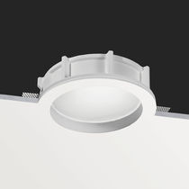 Downlight da incasso / per esterni / LED / fluorescente compatto