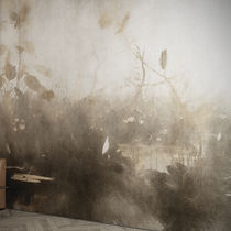 Rivestimento murale in vinile / per uso residenziale / testurizzato / aspetto tessuto