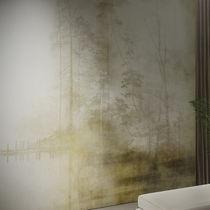 Rivestimento murale in vinile / per uso residenziale / professionale / aspetto tessuto