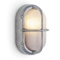 Applique classica / da esterno / in alluminio / in ghisa