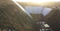 Geocomposito di drenaggio / in HDPE