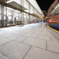 Pavimentazione in calcestruzzo / carrabile / per pedoni / per spazi pubblici