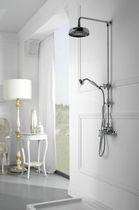 Set doccia da parete / moderno / termostatico / con doccia a mano