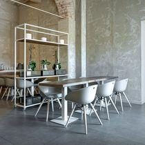 Pavimento in ceramica / professionale / aspetto cemento / antiscivolo