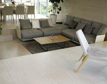 Pavimento in ceramica / residenziale / a quadrotte / liscio