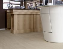 Pavimento in ceramica / professionale / a quadrotte / lucido