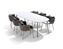 Piano per tavolo in ceramica / antiabrasione / antimacchia / resistente al calore