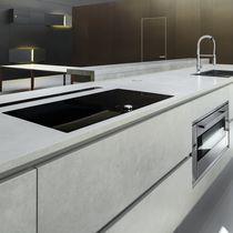 Piano di lavoro in ceramica / professionale / da cucina / resistente al calore