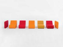 Divano modulare / moderno / in plastica / 7 posti e oltre