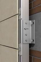 Sistema di fissaggio metallo / per rivestimento di facciata / per facciata ventilata / per esterni