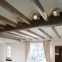 Faretto da soffitto / da interno / alogeno / rotondo