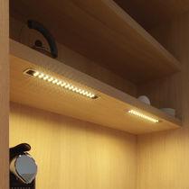Luce da incasso a soffitto / da incasso a pavimento / LED / lineare