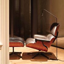 Lampada con piede / moderna / in ottone / da interno