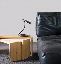 Lampada da tavolo / design originale / in metallo / in PMMA