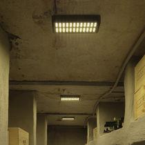 Luce LED / lineare / in policarbonato / in alluminio
