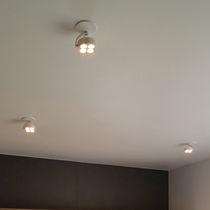 Faretto da incasso a soffitto / da interno / LED / rotondo