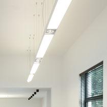 Luce a sospensione / fluorescente / alogena / lineare