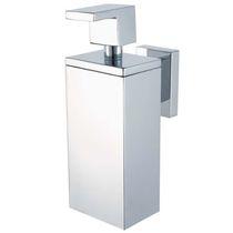 Distributore di sapone da parete / in acciaio inossidabile / manuale