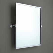 Specchio da bagno a muro / basculante / in stile / rettangolare