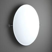 Specchio da bagno a muro / basculante / in stile / ovale
