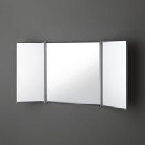 Specchio da bagno a muro / in stile / rettangolare / per hotel