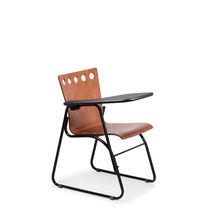 Sedia da conferenza / visitatore / moderna / in legno