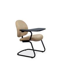 Sedia visitatore / moderna / in tessuto / per uso professionale