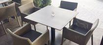 Piano per tavolo in pietra naturale / professionale