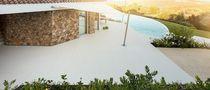 Pavimento in pietra naturale / per negozio / residenziale / a quadrotte