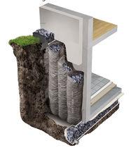 Isolante termico / in vetro cellulare / per vespaio aerato / per casa passiva