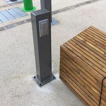 Stazione di ricarica USB / urbana